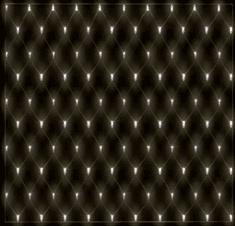 Noel LED fényháló 120 LED meleg fehér