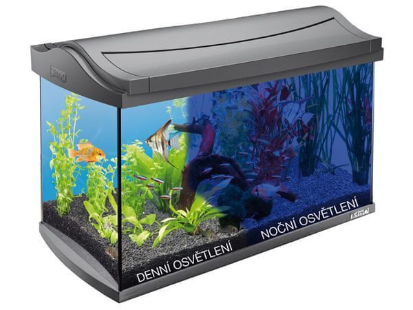 Tetra AquaArt akvárium set LED antracit 60l