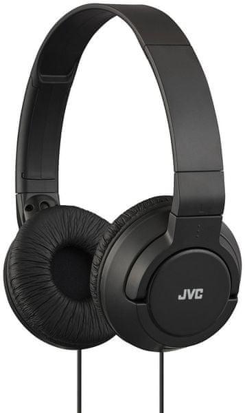 JVC HA-S180-B, černá