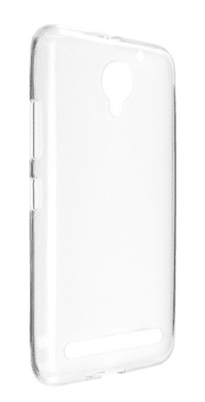Fixed TPU gelové pouzdro pro Lenovo A, bezbarvé