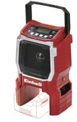 Einhell akumulatorski radio TE-CR 18 Li - Solo Power X-Change, brez baterije in polnilnika