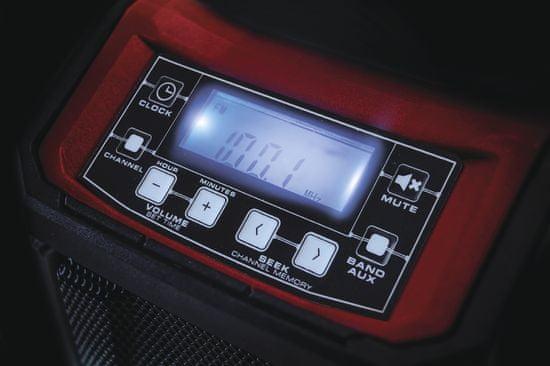 Einhell TE-CR 18 Li Akkumlátoros rádió