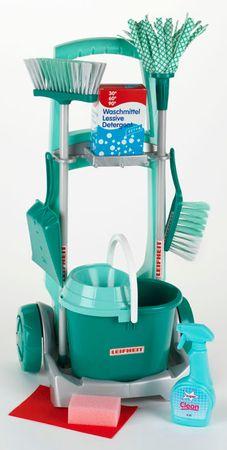 Klein Leifheit Gyermek takarítókocsi