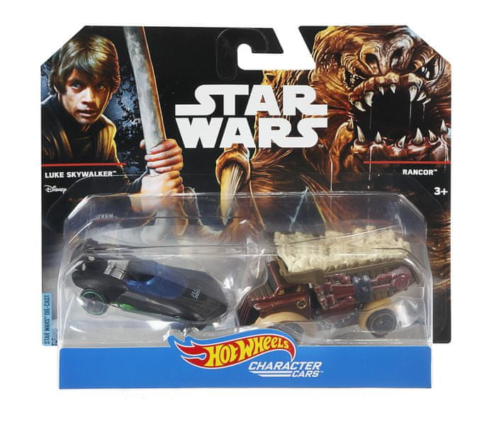 Hot Wheels Star Wars Angličák 2pack