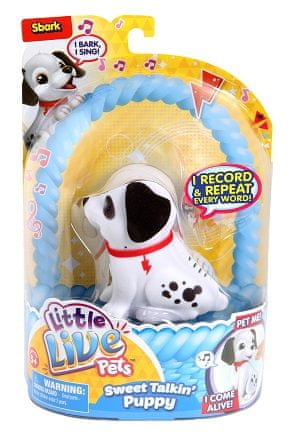 Little Live Pets kuža Bark S2
