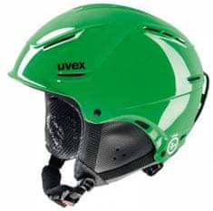 Uvex P1US Junior zelená 52-55 - II. jakost