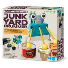 4M Robot Bobnar