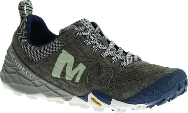 Merrell All Out Terra Turf Pewter 46,5
