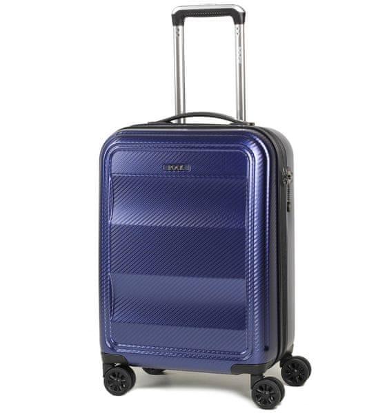 REAbags Palubní kufr Rock Amethyst S modrá