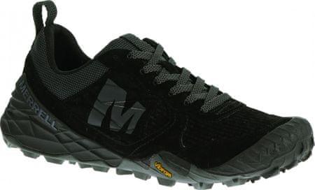 Merrell pohodniški čevlji All Out Terra Turf, črni, moški, 44,5