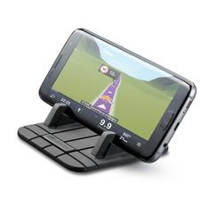 CellularLine Szilikon autós telefontartó