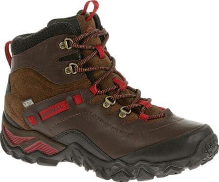 Merrell pohodniški čevlji Chameleon Shift Traveler, rjavi, ženski, 38