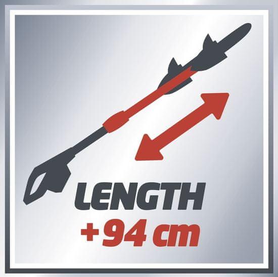 Einhell GE-LC 18 Li T Ágvágó, (Akku nélkül)