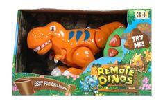 Artyk Dinozaur chodzący , sterowany pilotem