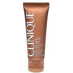 Clinique Samoopalovací mléko na obličej Self Sun (Face Tinted Lotion) 50 ml