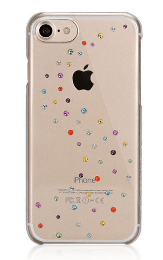 Bling My Thing zadní kryt Milky Way Cotton Candy pro Apple iPhone 7 with Swarovski® crystals