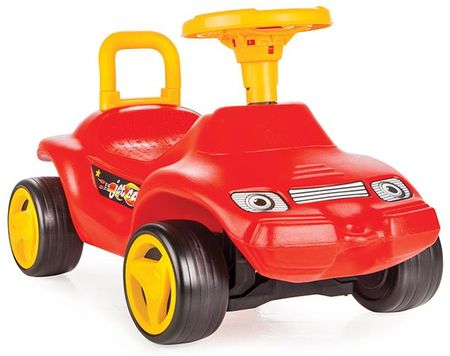 Pilsan JET CAR Red Odrážadlo