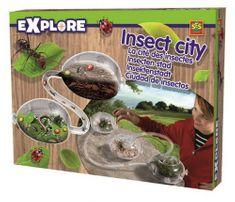 SES Explore Mesto insektov