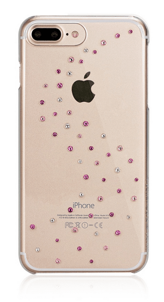 Bling My Thing zadní kryt Milky Way Rose Sparkles pro Apple iPhone 7 with Swarovski® crystals