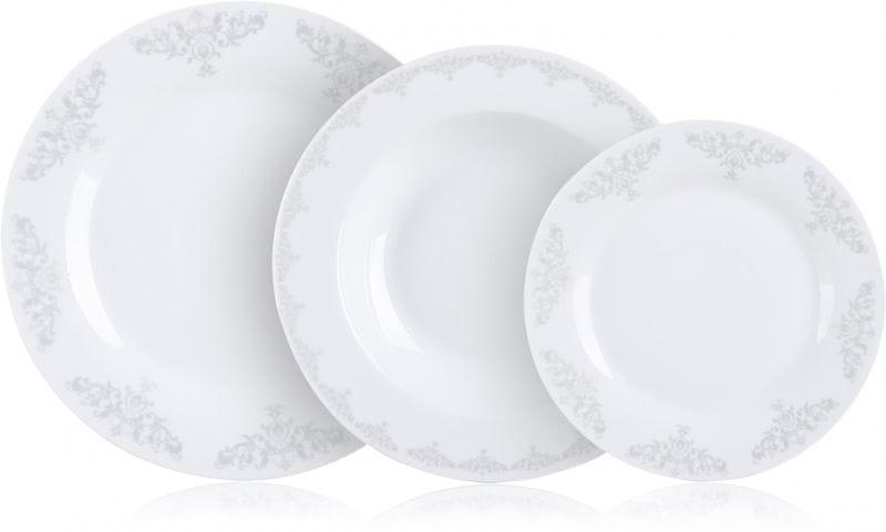 Banquet Sada talířů Barocco 18 ks
