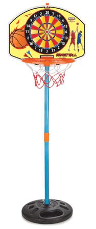 Pilsan Obręcz do koszykówki na stojaku