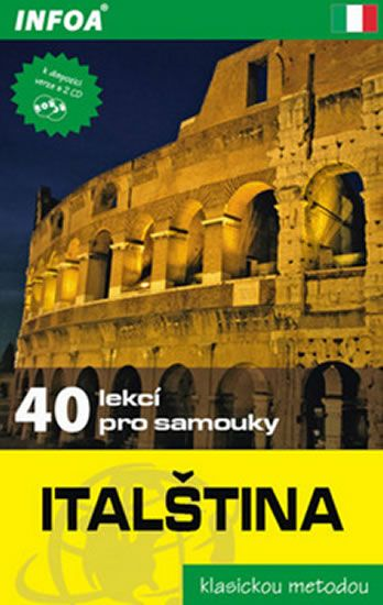 Noaro Pierre, Cifarelli Paolo: Italština - 40 lekcí pro samouky
