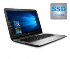 HP prenosnik 250 G5 i3/4/SSD/W10p (X0R15EA)