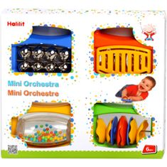 Halilit mini orkester - BP
