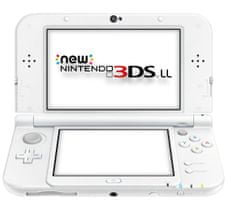 Nintendo NEW 3DS XL Játékkonzol, Gyöngyfehér