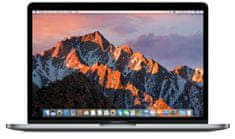 "Apple prenosnik MacBook Pro 15"" Retina Touch Bar/QCi7/16GB/256GBSSD/Rad.Pro450/INT KB, Silver"
