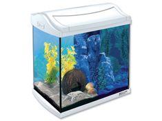 Tetra Akvárium set AquaArt LED biely 60l