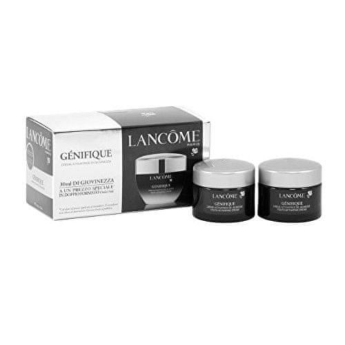 Lancome Krém aktivující mládí Génifique (Youth Activating Cream) 15 ml+15 ml