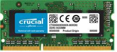 Crucial memorija (RAM) za prijenosno računalo DDR3 SO-DIMM 8 GB 1600 MHz (CT102464BF160B)