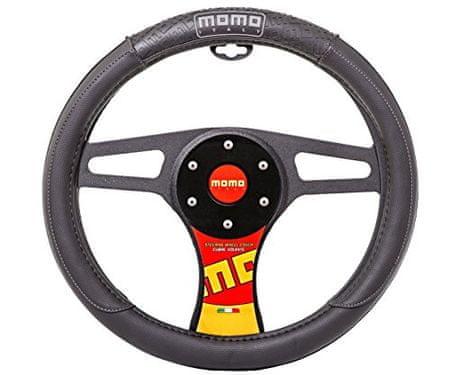 Momo International pokrivalo volana SWC004BG, črno-siv