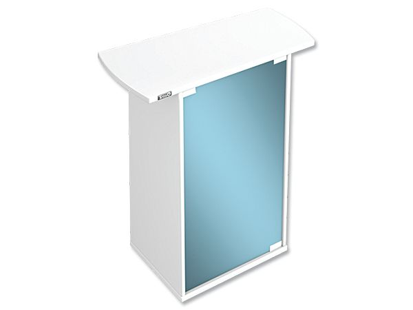 Tetra AquaArt stolek akvarijní 60L bílý