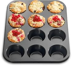 Küchenprofi Set 12 forem na muffini