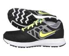 Nike športni copati Downshifter 6 GS/PS Jr, črno-zeleni