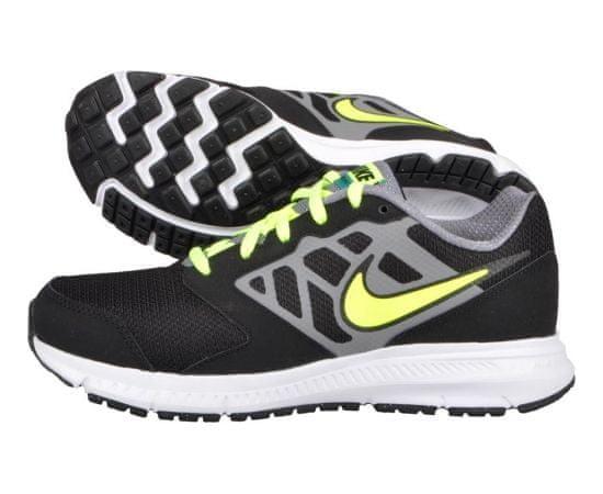 Nike Downshifter 6 GS/PS JR Black/Volt 28