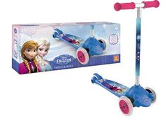 Mondo toys skiro Twist & Roll Baby Frozen