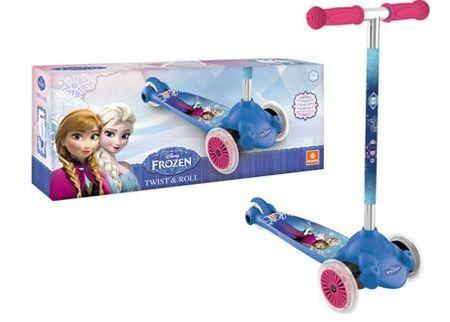 Mondo toys skiro Twist & Roll Baby Frozen