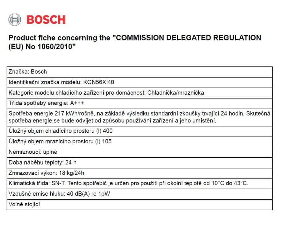 Bosch KGN56XI40