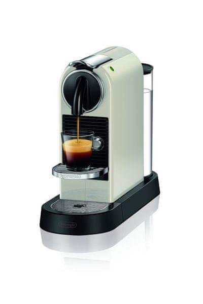 Nespresso DeLonghi CitiZ EN 167 W