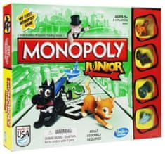 HASBRO Monopoly Junior A6984