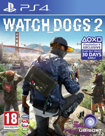Ubisoft Watch Dogs 2 / PS4