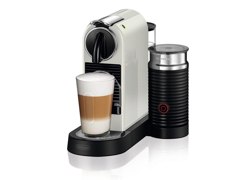 nespresso delonghi citiz milk rg p. Black Bedroom Furniture Sets. Home Design Ideas