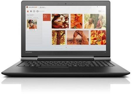 Lenovo IdeaPad 700 80RU00FNHV Notebook, Fekete