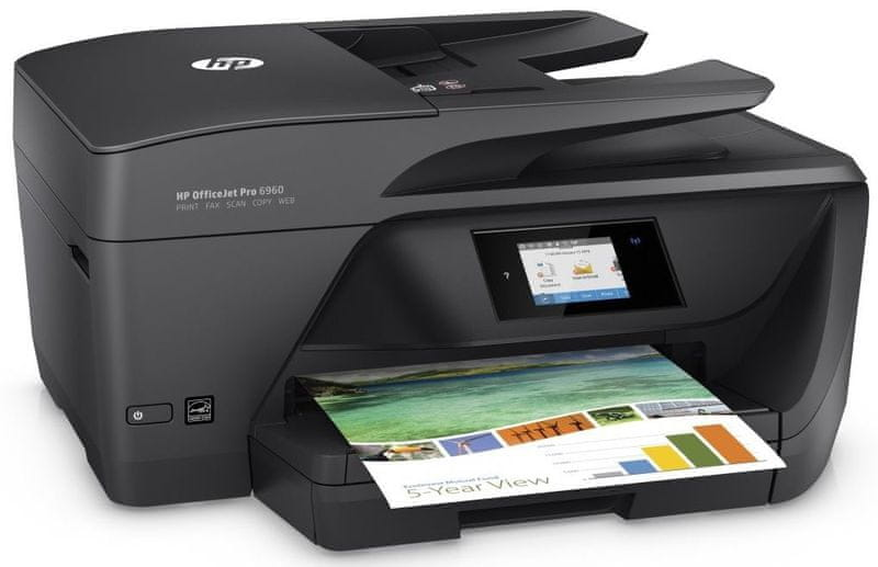 HP OfficeJet Pro 6960 All-in-One (J7K33A) + Cashback 650 Kč!