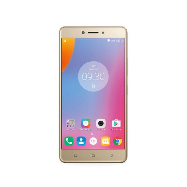 Lenovo K6 Note Dual SIM, zlatý