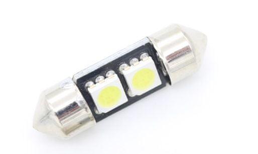 M-LINE žarulja LED 12V C5W 31mm 2xSMD 5050 CANBUS, bijela, par