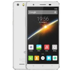 Cubot GSM telefon X16S LTE DualSim, bijeli + poklon: etui